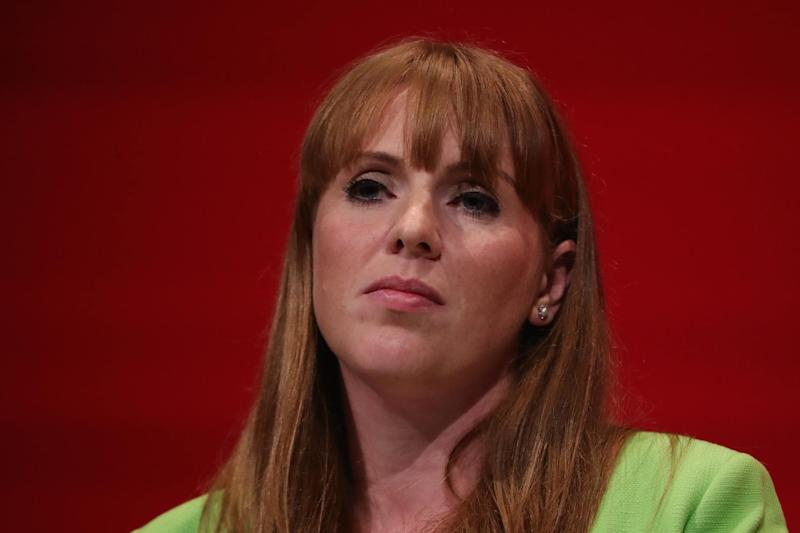 Angela Rayner, Labour's shadow education secretary: Getty