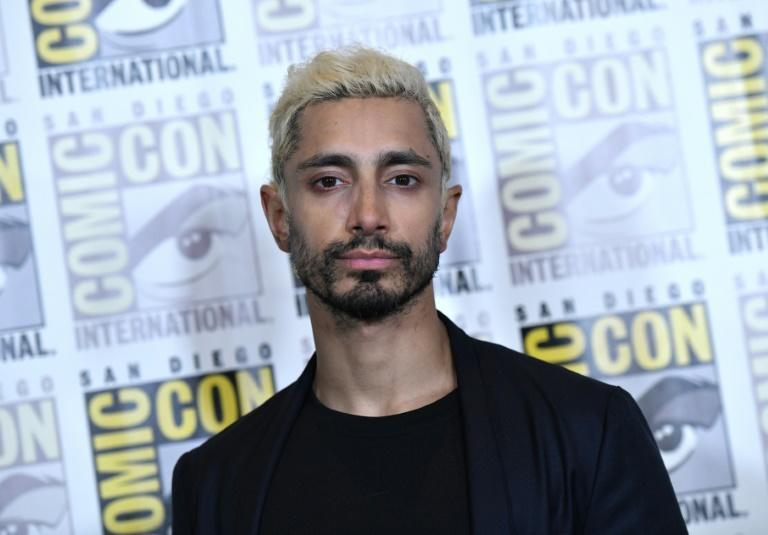 "British actor Riz Ahmed delivers an astonishing performance as a drummer who loses his hearing in ""Sound of Metal"""