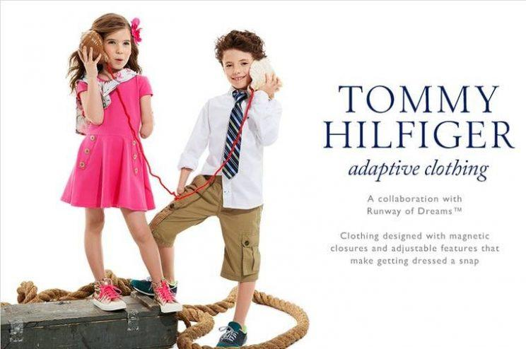 c598f6473 Mother Writes Passionate Note Thanking Tommy Hilfiger for Children's ...