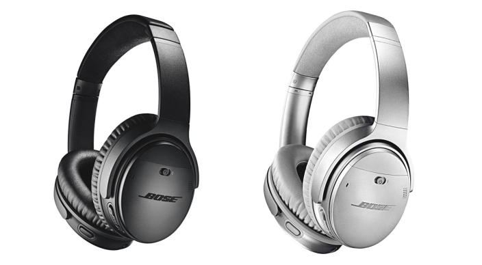 Bose QuietComfort 35 II Wireless Bluetooth Headphones (Photo: Amazon)
