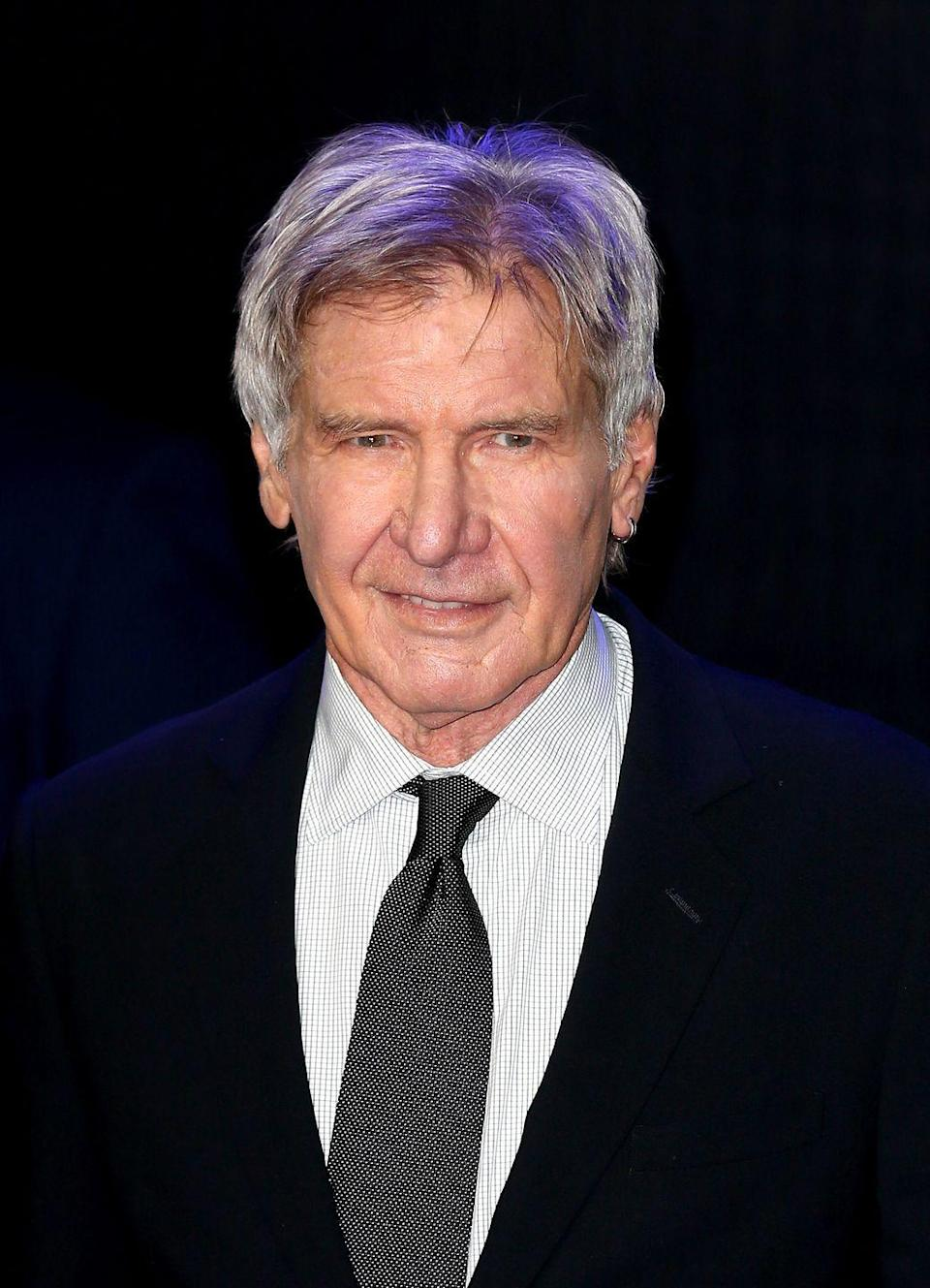 "<p>Harrison Ford had been playing Han Solo for decades before the character's dramatic death in <em>Star Wars: Episode VII - The Force Awakens</em>. ""I've been arguing for <a href=""https://entertainmentweekly.tumblr.com/post/141441075127/how-do-you-feel-about-the-ending-in-the-force#notes"" rel=""nofollow noopener"" target=""_blank"" data-ylk=""slk:Han Solo to die"" class=""link rapid-noclick-resp"">Han Solo to die</a> for about 30 years, not because I was tired of him or because he's boring, but his sacrifice for the other characters would lend gravitas and emotional weight,"" Ford said in an online Q&A with <a href=""https://entertainmentweekly.tumblr.com/post/141441075127/how-do-you-feel-about-the-ending-in-the-force#notes"" rel=""nofollow noopener"" target=""_blank"" data-ylk=""slk:Entertainment Weekly"" class=""link rapid-noclick-resp"">Entertainment Weekly</a> in 2016. </p>"