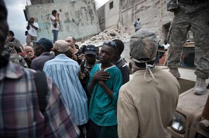 The 2010 earthquake in Haiti claimed some 222,000 lives