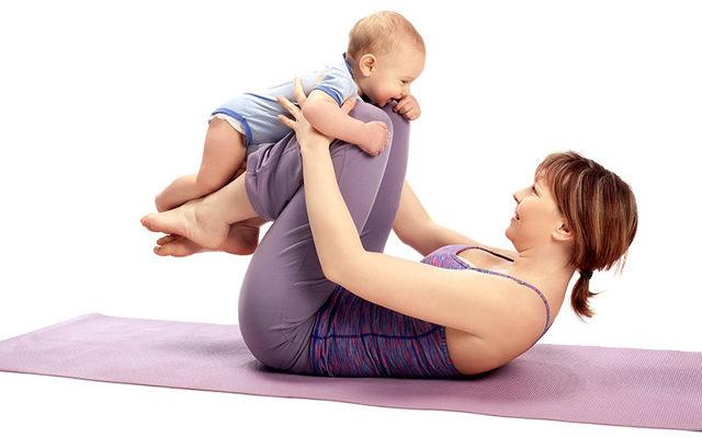 Resuming Your Postnatal Fitness