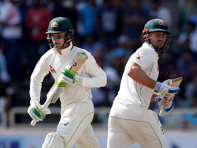 Australia dug in to get an important draw: Reuters