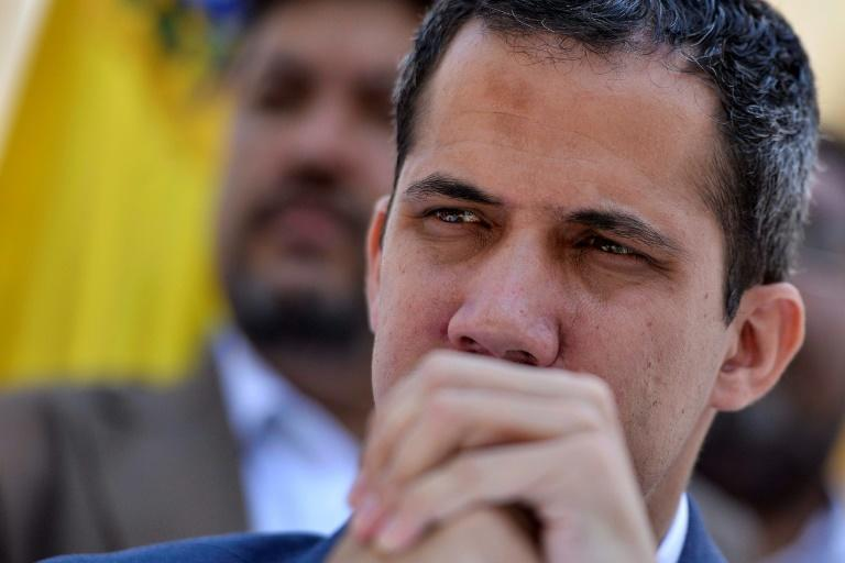 Some residents of Caracas are blaming Venezuelan opposition leader Juan Guaido for the blackout, calling it part of his effort to oust President Nicolas Maduro