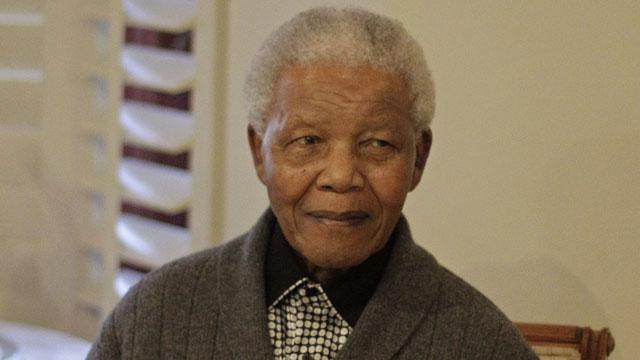 Mandela Suffering From Lung Infection