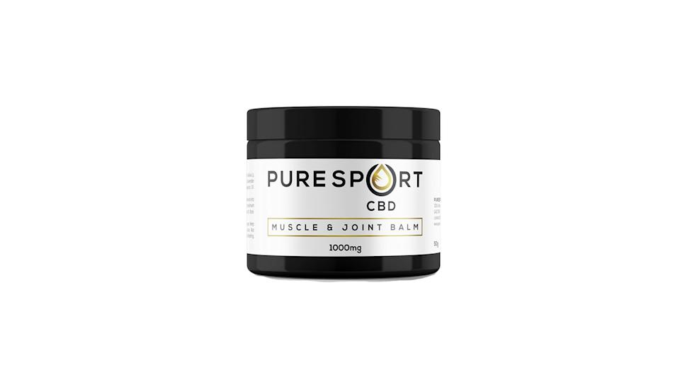 CBD Muscle and Joint Balm