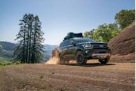 <p>2022 Ford Expedition Timberline Series</p>