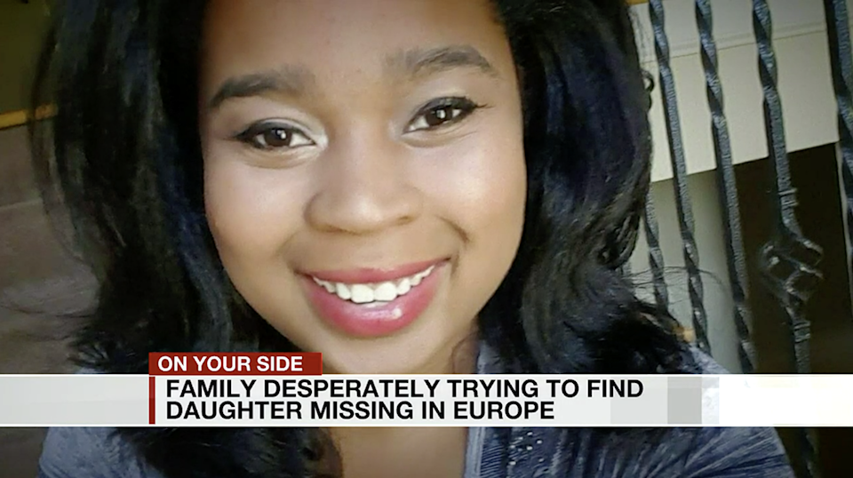 Nicole Denise Jackson, 23, has been found in Germany after her family was unable to reach her for two years (WBRC)