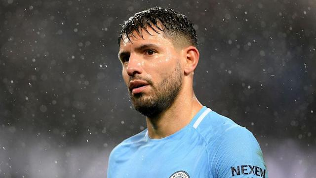 "<p>Sergio Aguero just nudges Roberto Firmino from the team based on a striker's most important duty to the team: scoring goals.</p> <br><p>The former <a href=""http://www.90min.com/teams/atletico?view_source=incontent_links&view_medium=incontent"" rel=""nofollow noopener"" target=""_blank"" data-ylk=""slk:Atletico Madrid"" class=""link rapid-noclick-resp"">Atletico Madrid</a> forward remains a constant force up front in City's free-scoring side, with thirteen goals to his name. As ever, Aguero remains a fantastic finisher and looks rejuvenated with everyone else upping their game.</p>"