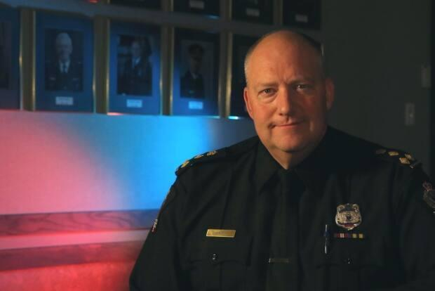 Regina police Chief Evan Bray said calls are more complex with the rise of guns, drugs and gang violence.