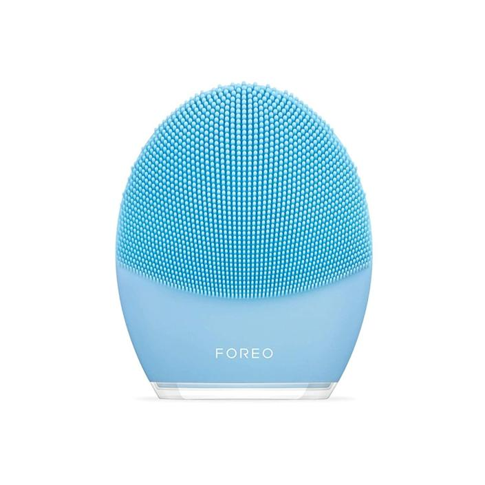foreo, best facial cleansing brushes