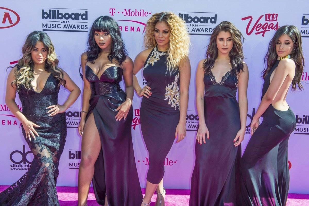 """Fifth Harmony suffered the first cracks in their foundation when <strong>Camila Cabello</strong> announced <a href=""""https://www.billboard.com/articles/columns/pop/7632422/camila-cabello-fifth-harmony-exit-inside"""" target=""""_blank"""">her departure</a> from the band in 2016, to pursue a solo career. Though Fifth Harmony attempted to make the former five-piece work as a four-person group, they eventually <a href=""""https://www.forbes.com/sites/hughmcintyre/2018/03/19/fifth-harmony-officially-announce-a-hiatus/"""" target=""""_blank"""">announced a hiatus</a> in 2018 so that the other members could """"pursue solo endeavors,"""" as well.  Since then, Cabello's gone on to produce chart-topping hits like """"Havana"""" and """"Señorita,"""" but other members, like <strong>Normani Kordei</strong> and <strong>Lauren Jauregui</strong>, have found their own success with singles """"Love Lies,"""" and """"Expectations,"""" respectively. Time will tell as to whether or not they'll actually come back together."""