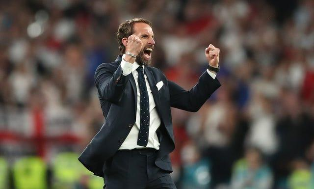 Gareth Southgate is full of pride at leading England