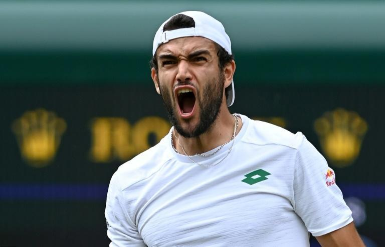 Matteo Berrettini believes he can learn from the defeat in the final by Novak Djokovic and come back and win Wimbledon