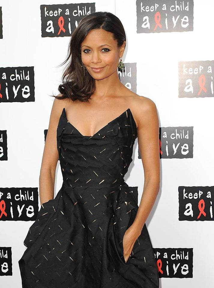"""November 6: Thandie Newton turns 38 Samir Hussein/<a href=""""http://www.gettyimages.com/"""" target=""""new"""">GettyImages.com</a> - May 27, 2010"""