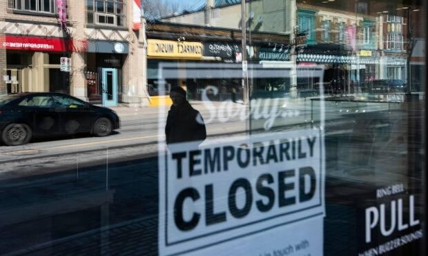 In its budget earlier this year, the provincial government allowed Ontario municipalities to give small businesses a tax break. (Justin Tang/The Canadian Press - image credit)