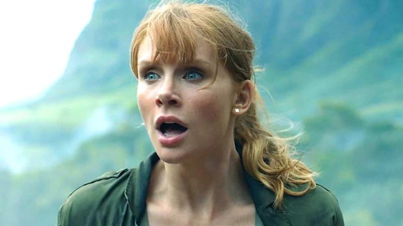 Jurassic World 3 star Bryce Dallas Howard marks the end of filming with tribute to