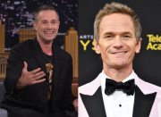 <p>Before Freddie Prinze Jr. became a '90s teen heartthrob and Neil Patrick Harris entertained television audiences on <em>How I Met Your Mother</em>, the two were classmates at La Cueva High School in Albuquerque, New Mexico. Harris was slightly older, graduating in 1991. While Prinze Jr. nabbed his high school diploma in 1994, just three years before landing his breakout role in <em>I Know What You Did Last Summer</em>, where he met his wife, Sarah Michelle Gellar.</p>