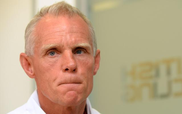 Shane Sutton appeared at the tribunal voluntarily, but will not return following Tuesday's questioning - Action Images