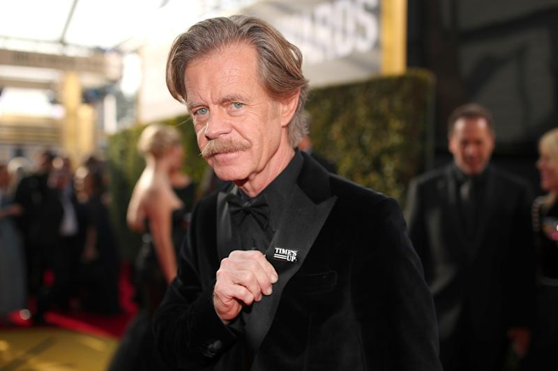 A Time's Up Meeting of Hollywood Men Has Already Happened, According to William H. Macy