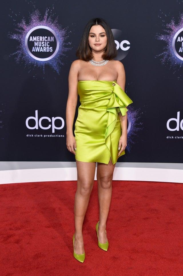 Selena Gomez at 2019 AMAs