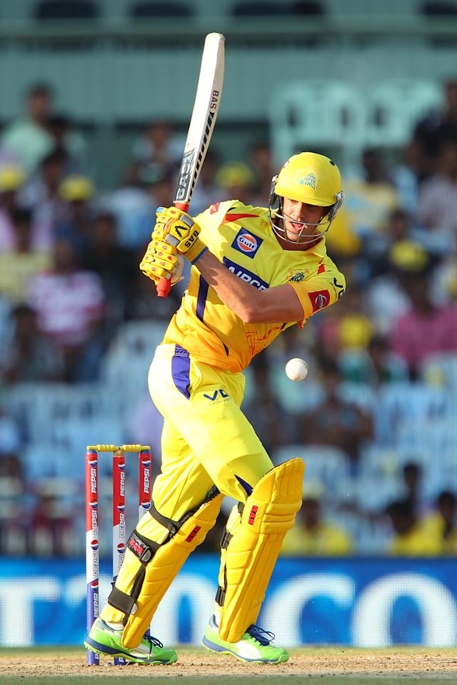 Albie Morkel during match 45 of the Pepsi Indian Premier League between The Chennai Superkings and the Kings XI Punjab held at the MA Chidambaram Stadium in Chennai on the 2nd May 2013..Photo by Ron Gaunt-IPL-SPORTZPICS   .. .Use of this image is subject to the terms and conditions as outlined by the BCCI. These terms can be found by following this link:..https://ec.yimg.com/ec?url=http%3a%2f%2fwww.sportzpics.co.za%2fimage%2fI0000SoRagM2cIEc&t=1490287208&sig=OEfY4VDLS8iscKo.5q652w--~C