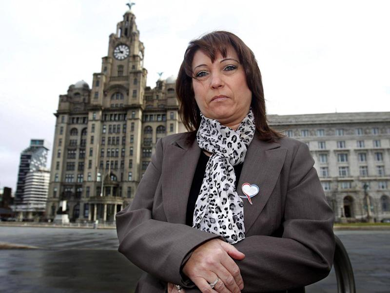 Denise Fergus, mother of James Bulger (Peter Byrne/PA Archive/PA Images)