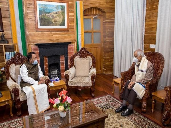 Mha Official Calls On Mizoram Governor Amid Border Issue With Assam