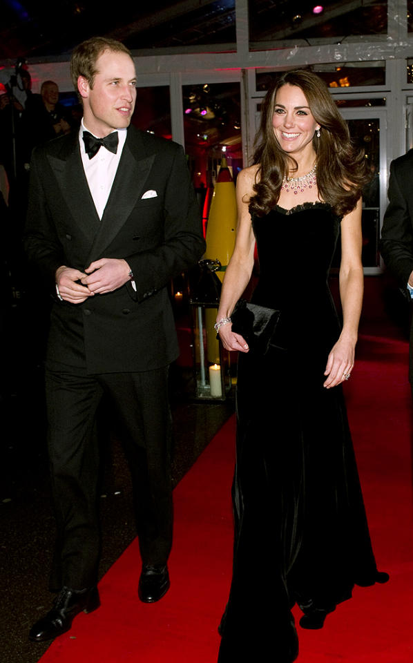 <b>Best Celebrity Couple to Double Date With</b><br>Maybe it's the way they're always smiling and acting friendly for the many, many cameras trailing their every move, but 30 percent of people in the survey chose England's Prince William and the former Kate Middleton as the couple they'd like to hang out with most. Perhaps Kate would pass on some style tips? Brad Pitt and Angelina Jolie (26 percent) also finished strong, while Jay-Z and Beyonce (10 percent), Tom Cruise and Katie Holmes (9 percent), and Nick Cannon and Mariah Carey (8 percent) rounded out the top five.