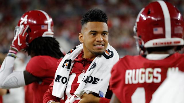Tua Tagovailoa's 2020 NFL Draft hopes have been boosted by successful surgery on a season-ending injury.