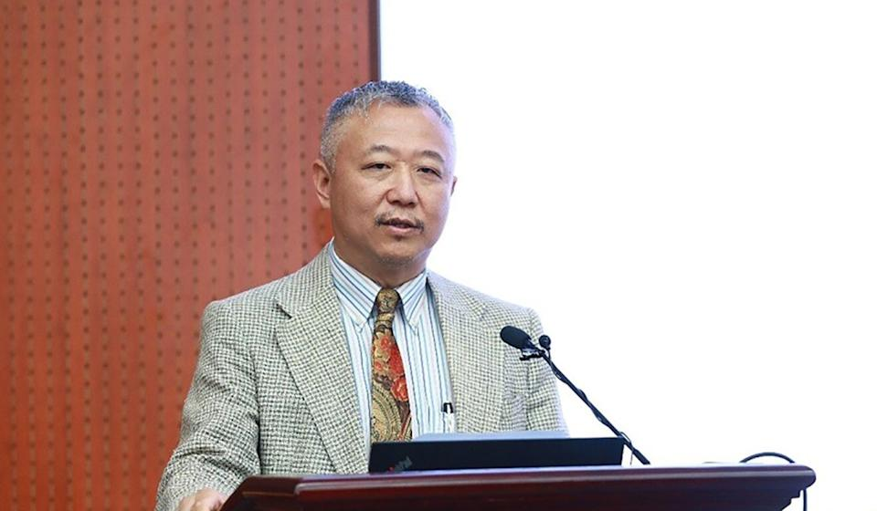 Professor Gong Peng. Photo: Handout