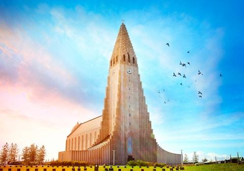 Use Reykjavik as a stopover for trips to North America - Credit: GETTY