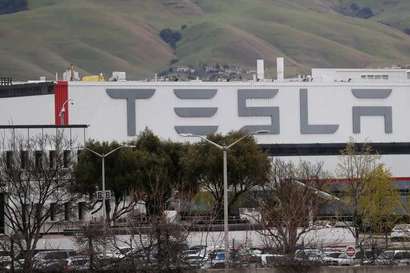 Tesla shows ventilator prototype made from auto  components