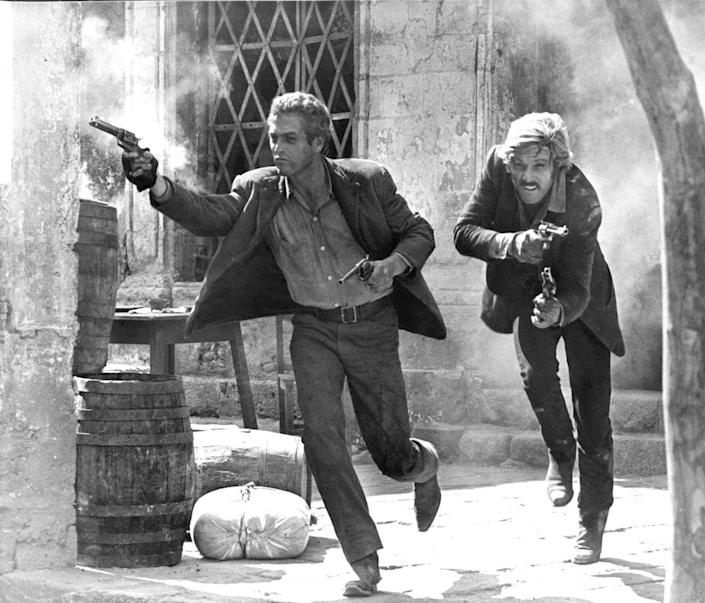 butch cassidy 20th Century Fox