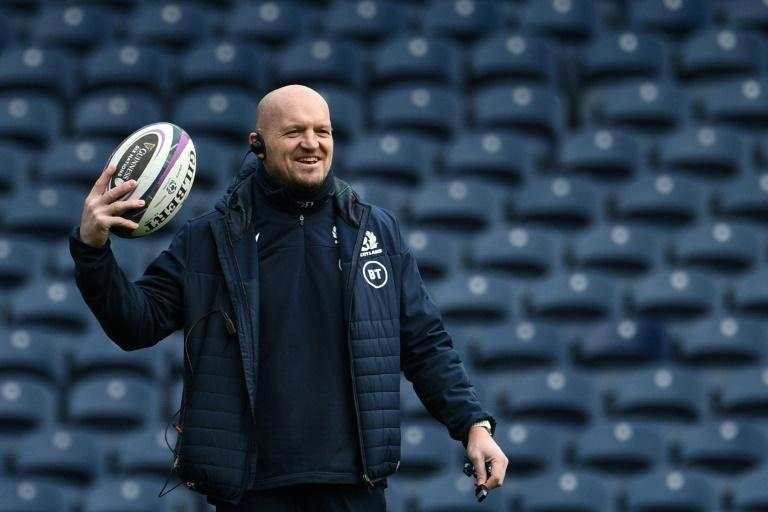 'Producing players' - Scotland coach Gregor Townsend