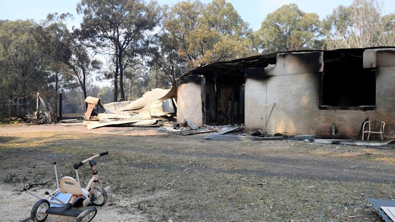 The fire danger in northern NSW and Sydney will increase as conditions worsen this week