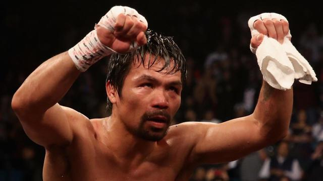 Check out the highlights on CBS Sports HQ as Manny Pacquiao easily tops Adrien Broner in his first fight since turning 40 last month.