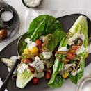 <p>Don't be afraid of the sardines in this healthy wedge salad recipe. Sardines are extremely nutritious, and are a perfect match for winter greens. In this healthy wedge salad recipe we've made little boats out of hearts of romaine lettuce and filled them with savory sardines, sweet caramelized onions, juicy cherry tomatoes and creamy dressing.</p>