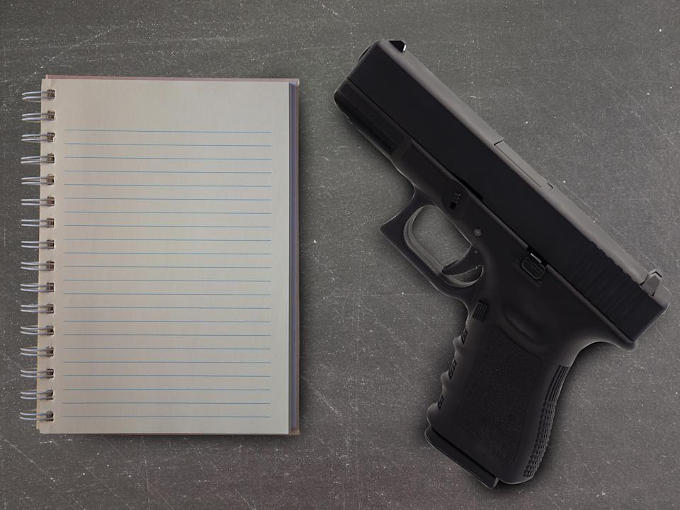A new bill passed by Florida's State Senate now needs State House approval before being green-lighted into legislation that would allow teachers to voluntarily bear arms at school. (Photo: Getty Images)