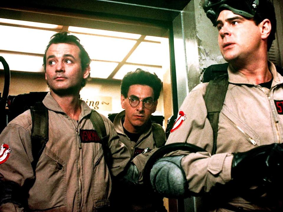 Ghostbusters (Credit: Columbia Pictures)