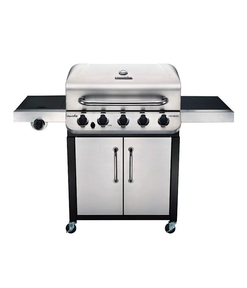 Char-Broil Performance Series- 4-Burner Propane Gas Grill (Photo: Wayfair)
