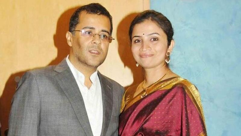 Chetan Bhagat Asked His Wife To Leave Him Amid The #MeToo Allegations Against Him - View Full Quote
