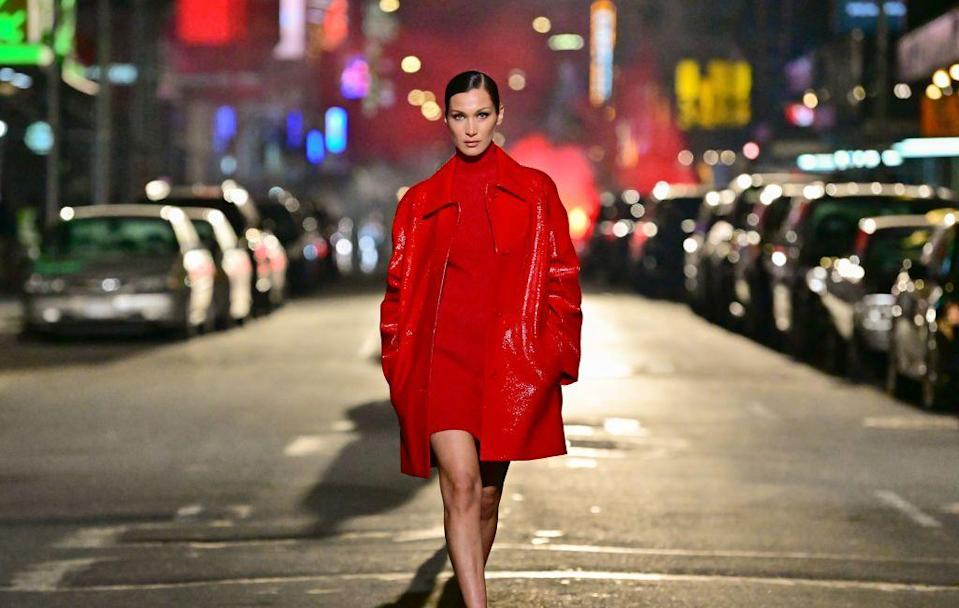 """<p>To celebrate the 40th anniversary of the Michael Kors Collection the brand has released a reissued archive design collection we first saw on the streets of New York modelled by the likes of Bella Hadid and Naomi Campbell back in April.</p><p>Each item holds a QR code which takes the buyer to the history of the garment - showing you which collection it's from and who has worn it. </p><p>'I selected a lot of really iconic pieces, all of which are over 20 years old. Everything from a Swarovski® diamond-encrusted slip dress from the Resort 2010 collection that Madonna wore as Woman of the Year on the cover of Glamour to a fabulous cherry patent leather coat that Cindy Crawford first debuted in our Spring 1991 runway show,' says Michael Kors.</p><p>'I think we all have to remember that the best fashion, it's not fast fashion, it's fashion that lasts and gets better with time. Each garment in this capsule has an unforgettable story attached to it, and with the QR code technology, we've found a fantastic way to connect with the past and bring these heirloom styles to the next generation.'</p><p><a class=""""link rapid-noclick-resp"""" href=""""https://go.redirectingat.com?id=127X1599956&url=https%3A%2F%2Fwww.michaelkors.co.uk%2Fcollection%2Fview-all-collection%2F_%2FN-1s98054&sref=https%3A%2F%2Fwww.elle.com%2Fuk%2Ffashion%2Fg31095508%2Findustry-update%2F"""" rel=""""nofollow noopener"""" target=""""_blank"""" data-ylk=""""slk:SHOP THE MK40 COLLECTION NOW"""">SHOP THE MK40 COLLECTION NOW</a></p>"""