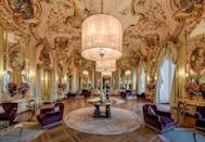 """<p>For a swoon-worthy mini-moon hotel that oozes decadence and classic elegance, check into <a href=""""https://go.redirectingat.com?id=127X1599956&url=https%3A%2F%2Fwww.booking.com%2Fhotel%2Fit%2Fgrand-villa-cora.en-gb.html%3Faid%3D2070929%26label%3Dmini-moon&sref=https%3A%2F%2Fwww.redonline.co.uk%2Ftravel%2Fg37487695%2Fmini-moon%2F"""" rel=""""nofollow noopener"""" target=""""_blank"""" data-ylk=""""slk:Villa Cora"""" class=""""link rapid-noclick-resp"""">Villa Cora</a>, a 19th-century villa outside Florence. The converted noble estate overlooks the romantic Boboli Gardens and features opulent rooms and spaces to make you feel like Florentine aristocrats. Each floor reflects a particular style and memorable meals are served in the Moorish room or at Le Bistrot. The Bellevue roof terrace is the place to watch amazing sunsets, while the heated pool is open all year round for relaxation.</p><p><a class=""""link rapid-noclick-resp"""" href=""""https://go.redirectingat.com?id=127X1599956&url=https%3A%2F%2Fwww.booking.com%2Fhotel%2Fit%2Fgrand-villa-cora.en-gb.html%3Faid%3D2070929%26label%3Dmini-moon&sref=https%3A%2F%2Fwww.redonline.co.uk%2Ftravel%2Fg37487695%2Fmini-moon%2F"""" rel=""""nofollow noopener"""" target=""""_blank"""" data-ylk=""""slk:CHECK AVAILABILITY"""">CHECK AVAILABILITY</a></p>"""