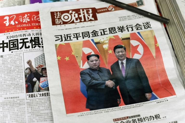 Chinese officials have moved quickly to remind both the US and North Korea that Beijing was indispensable in negotiations with Pyongyang
