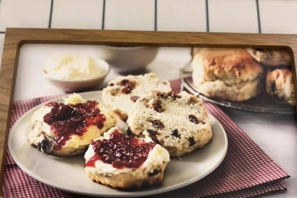 <p>Those living in Cornwall serve their scones differently to people in other parts of the region </p> (Cornwall Live/ Twitter)