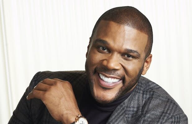 Tyler Perry Honored With Governors Award From Television Academy