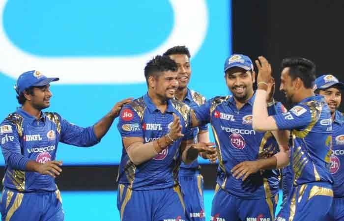 IPL 10: Mumbai bundle Kolkata out for paltry 107 in second qualifier