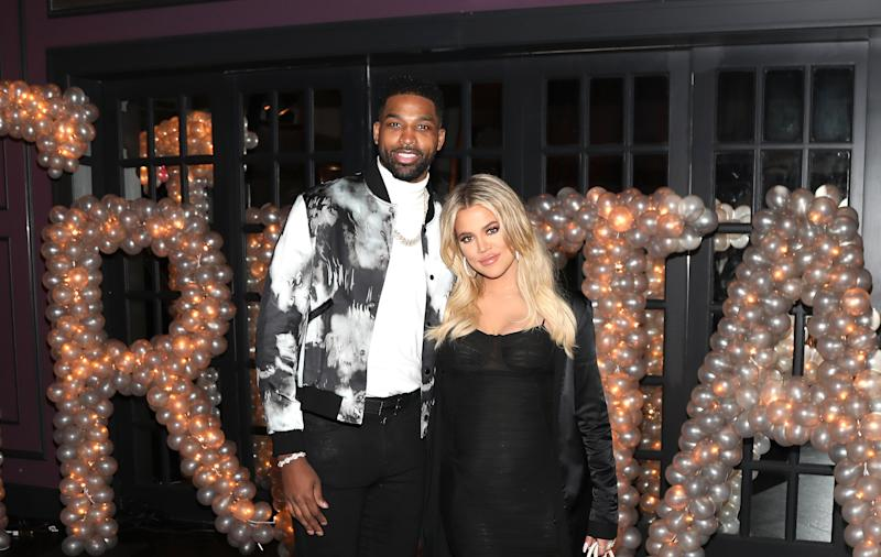 Tristan Thompson and Khloe Kardashian welcomed their first child together last week.